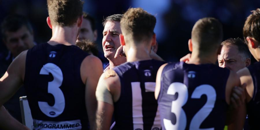 Dockers still on edge at selection front