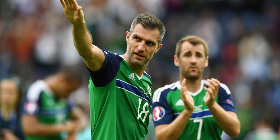 Northern Ireland advance despite Euro loss