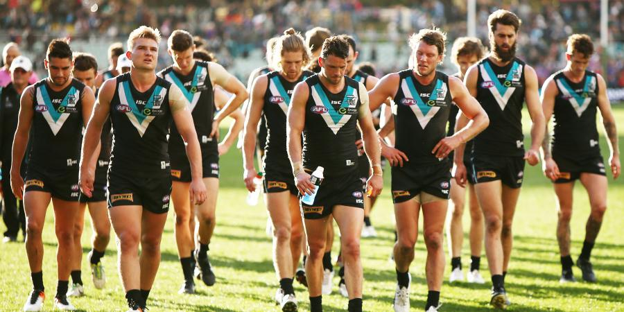 Port to take big look in the mirror: Boak