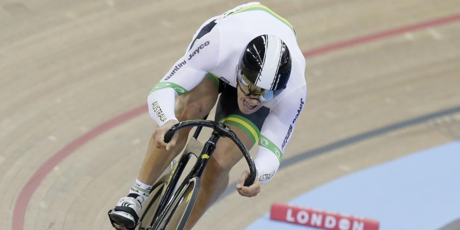 Glaetzer dominates day one of cycling