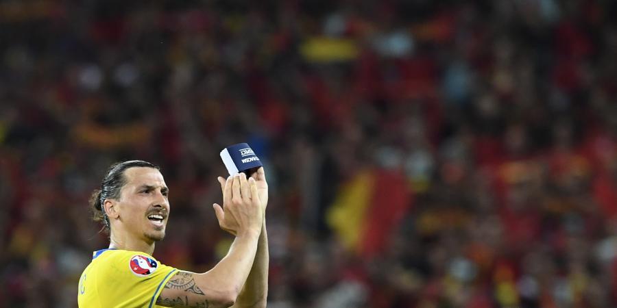 Belgium wins, Zlatan Ibrahimovic bows out