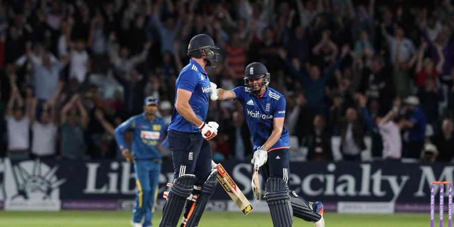England, Sri Lanka ODI match ends in tie