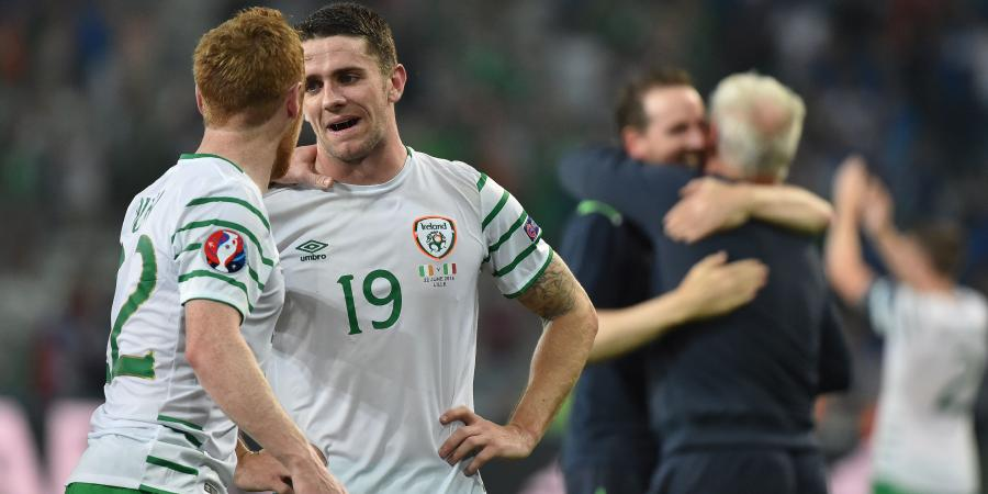 Ireland beat understrength Italy in Euro