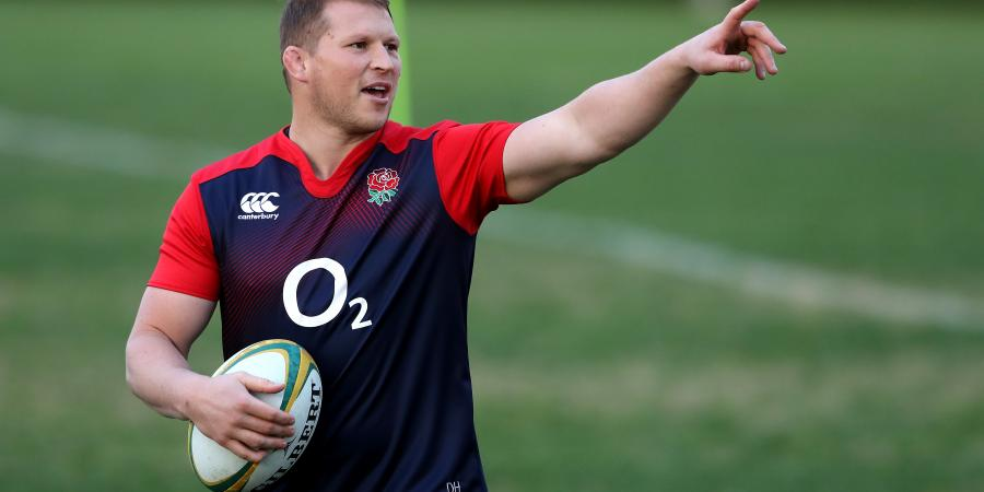 "Jones praises his ""blokey"" rugby captain"