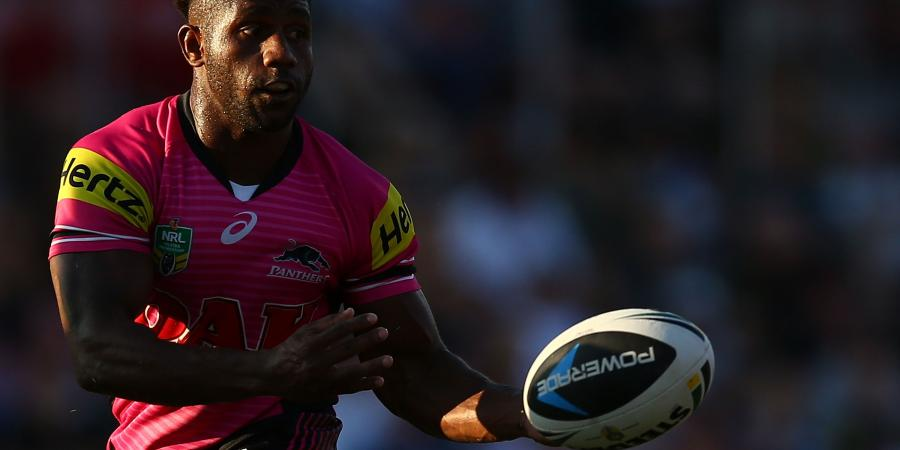 Penrith sign Hardaker and release Segeyaro