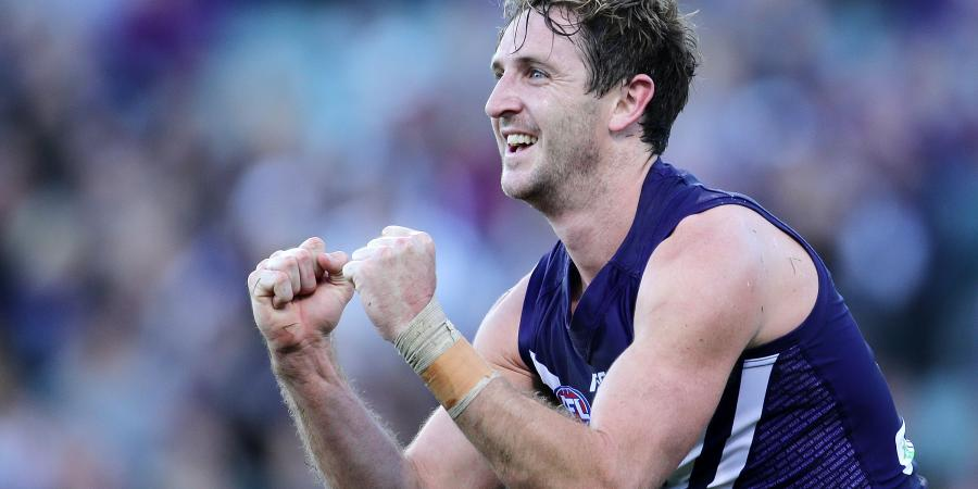 Docker Barlow might be off tagging leash
