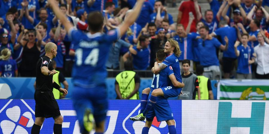 Iceland in dreamland after Euros joy