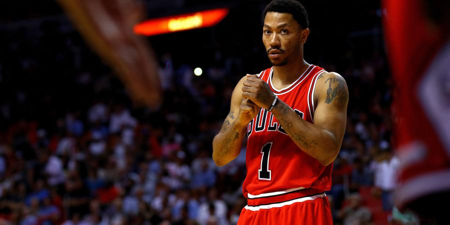 Derrick Rose leaves Bulls, traded to Knicks
