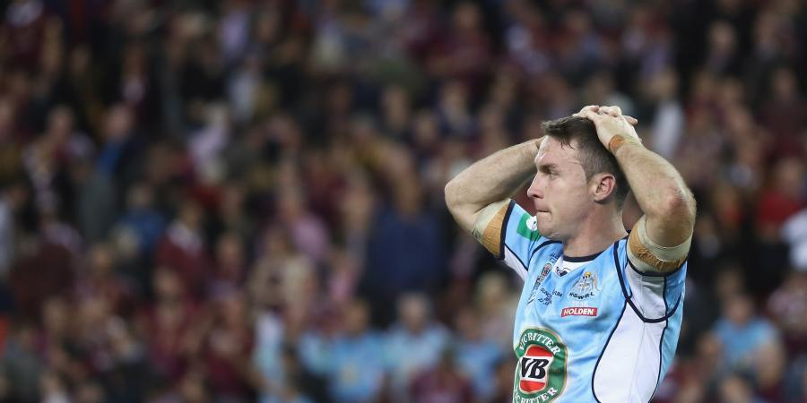 Maloney sprint nearly does it for NSW
