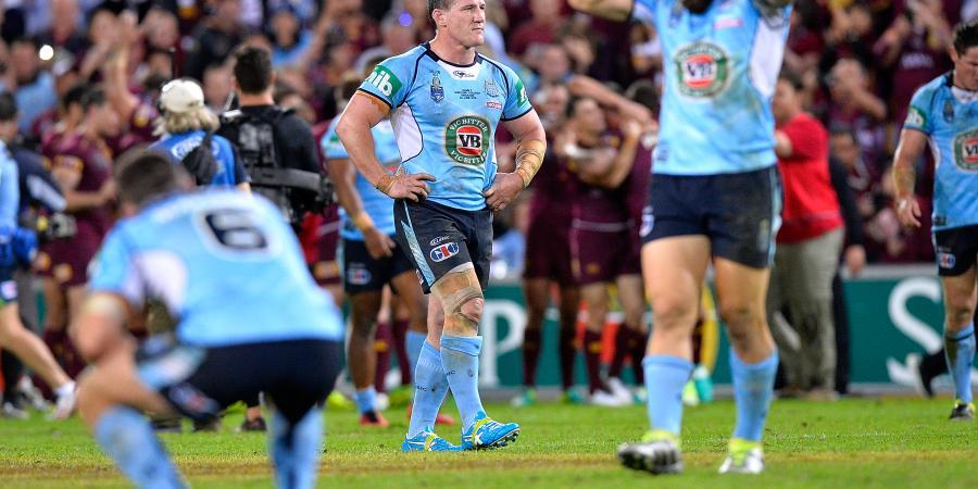 Gallen's unwanted new Origin NSW record