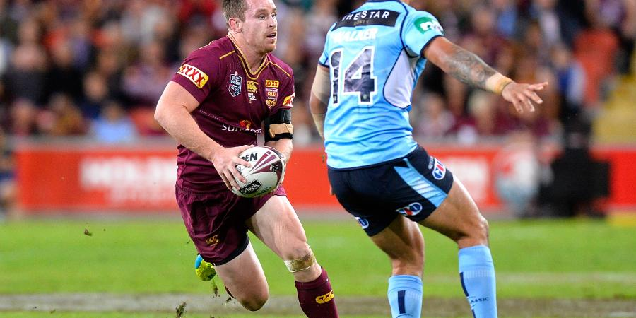 Morgan in doubt for NRL with knee injury
