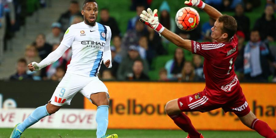 Novillo leaves A-League's City for Turkey