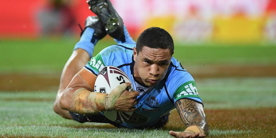 Frizell learns Origin lessons on debut