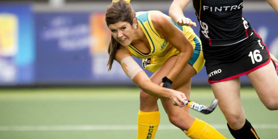 Hockeyroo Flanagan cleared for Olympics