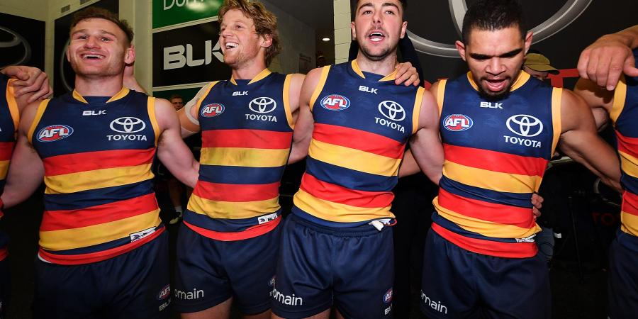 Pyke cools Adelaide's top-four hype
