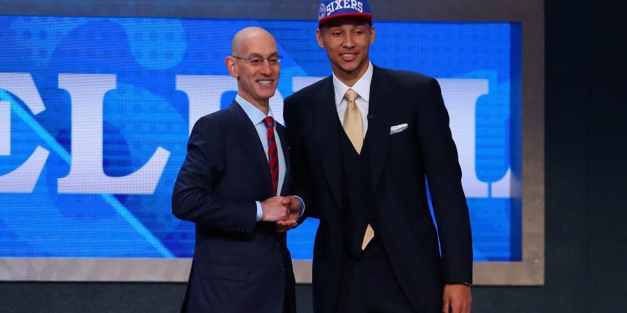 Simmons, Maker go top ten in NBA Draft