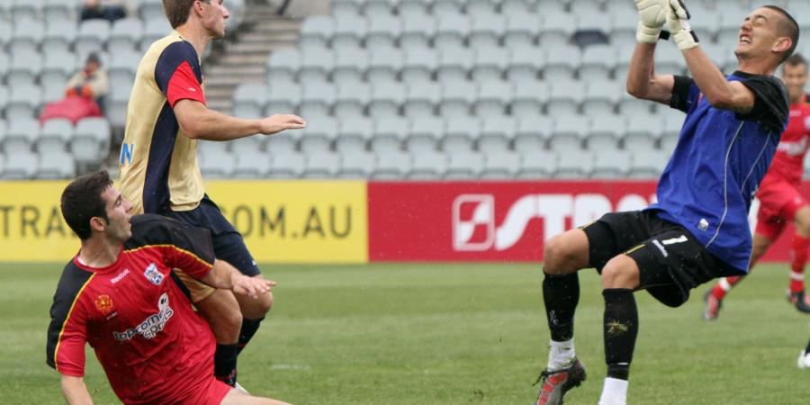 Jack Duncan reunites with Jets in A-League
