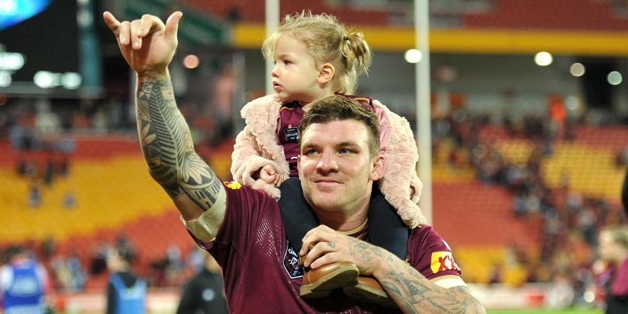 Origin stars ready for Broncos match