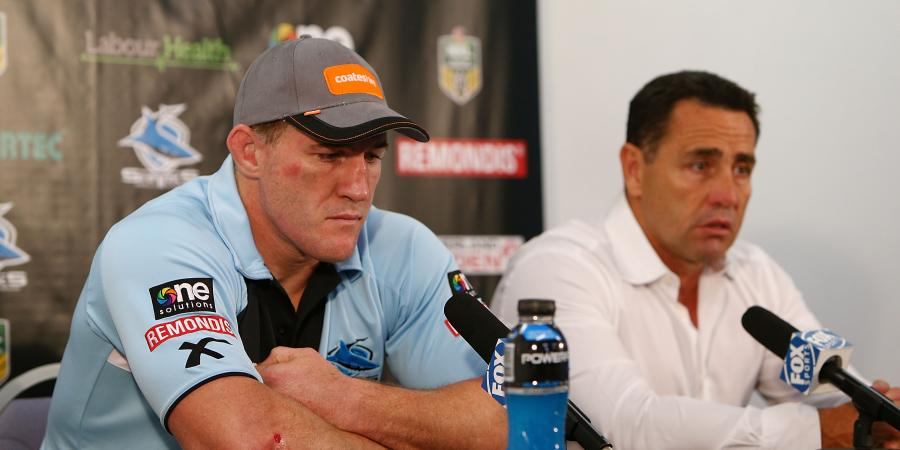 Rep pain is Sharks gain: Flanagan
