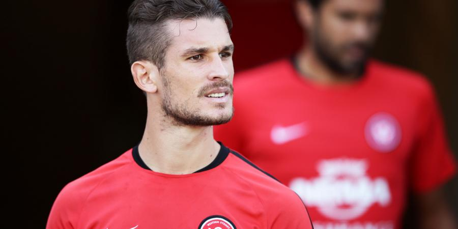 Vidosic leaves Wanderers for China