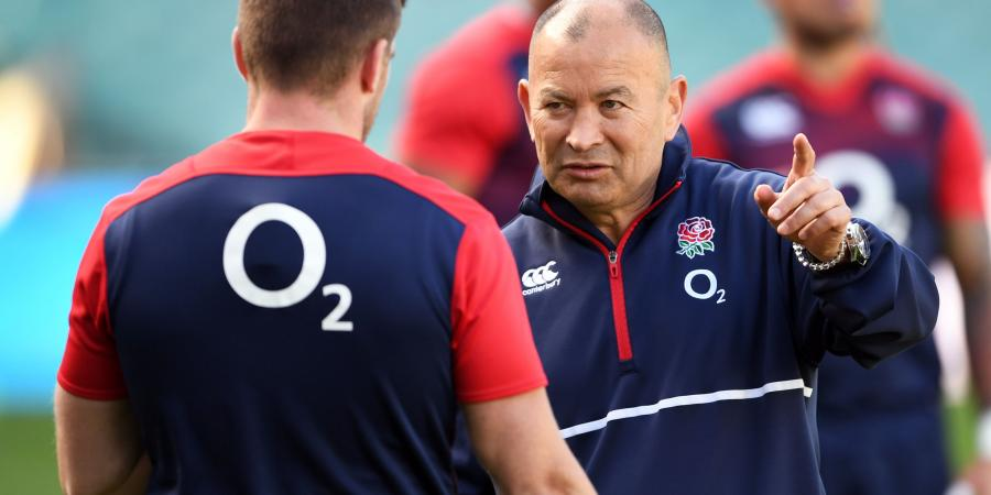 Jones takes no credit for England success
