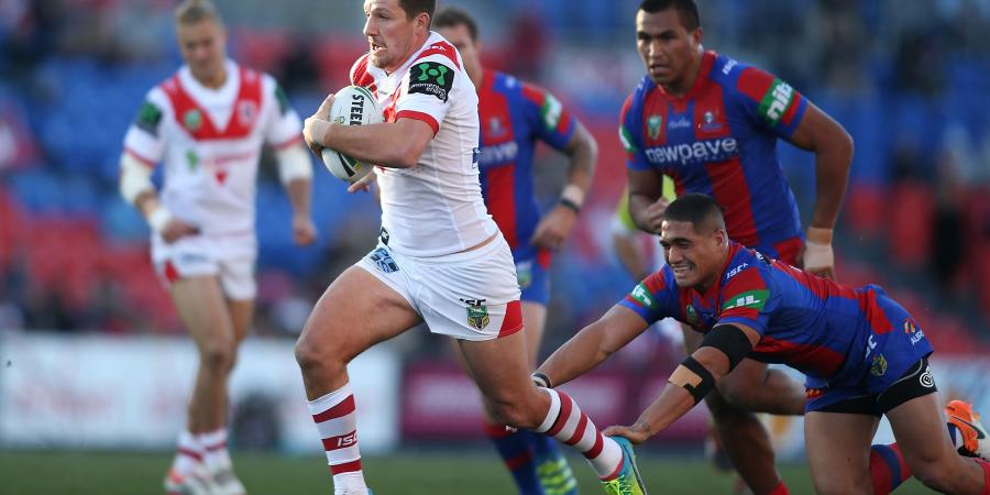 Dragons too good for hapless Knights