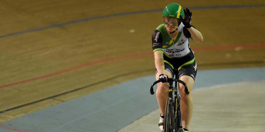 Coach backs Meares' cycling preparation