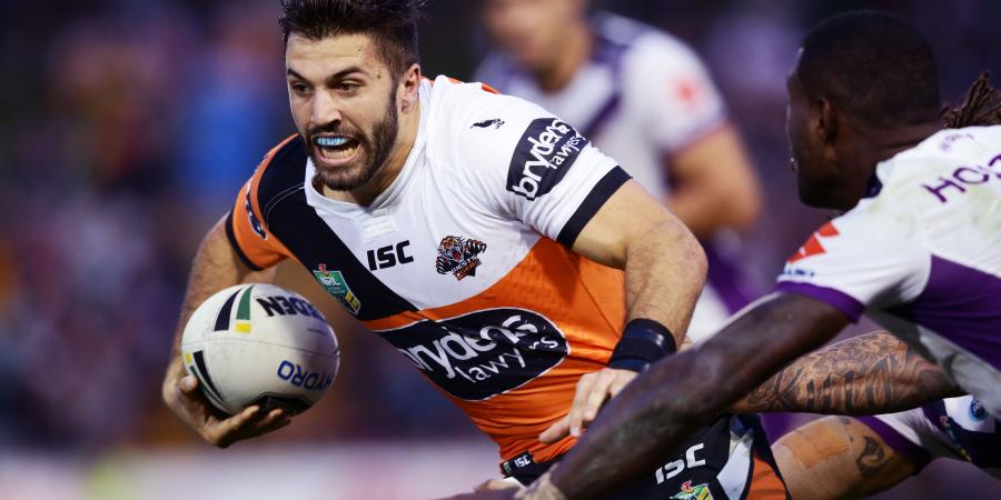 Why isn't Tedesco in Origin: Taylor