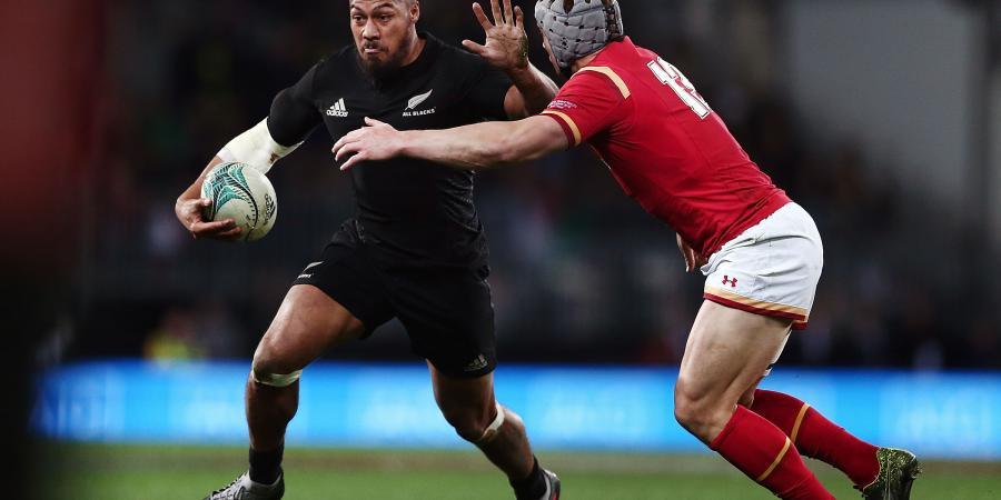 Misfortune strikes All Blacks centre Moala