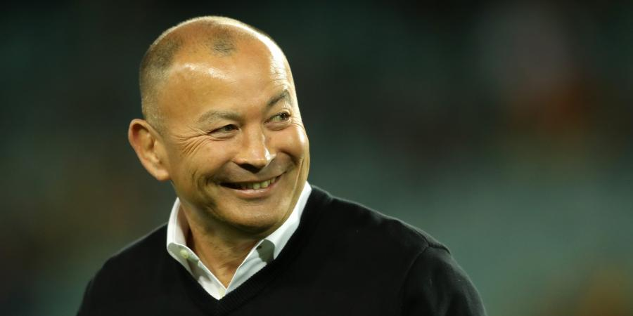 Eddie Jones' parting Wallabies jibe