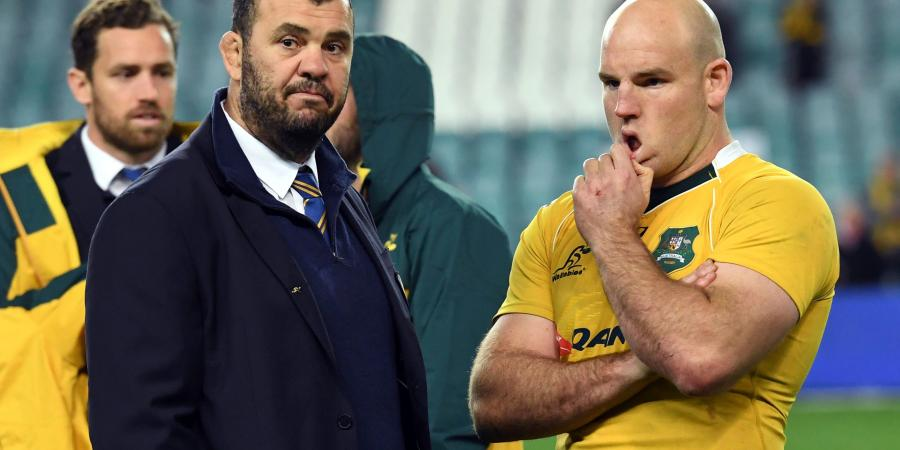 Wallabies need to be fitter: Cheika