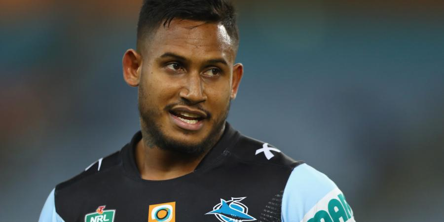 Barba puts hand up for Origin debut