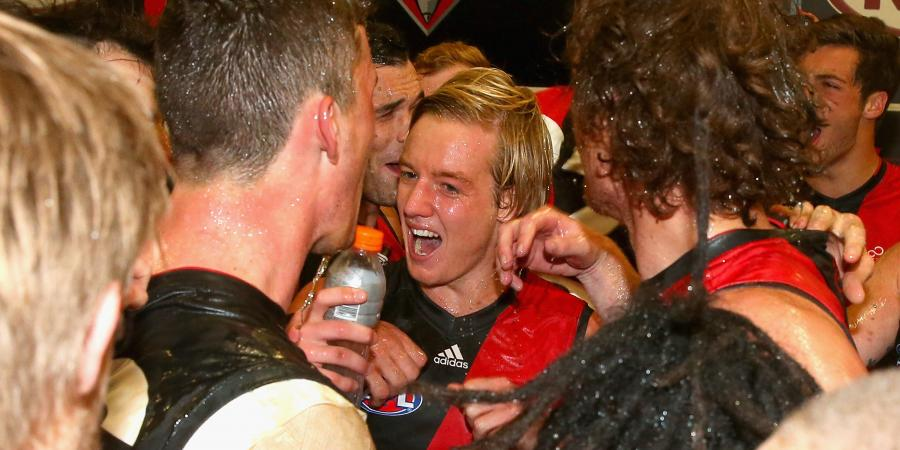Bombers keen to lock young star away long term