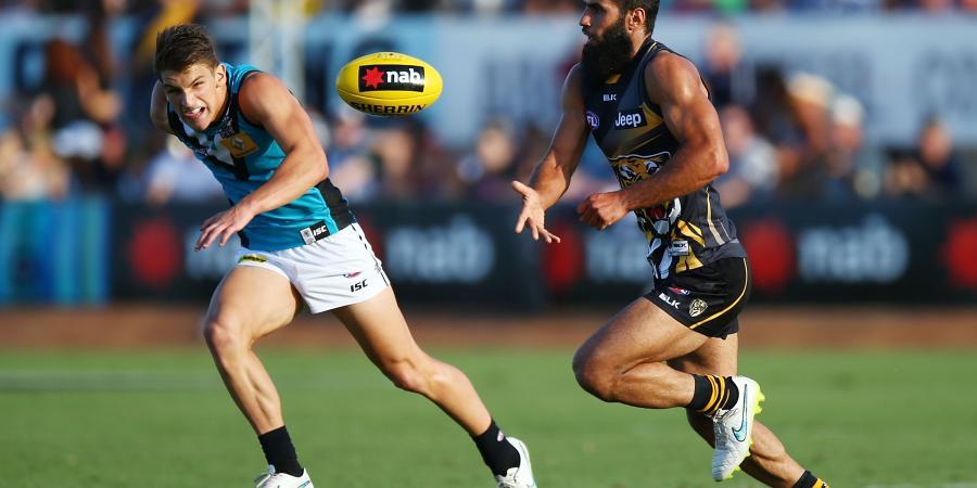 TOP 5: Best Performing Tigers Against Port Adelaide