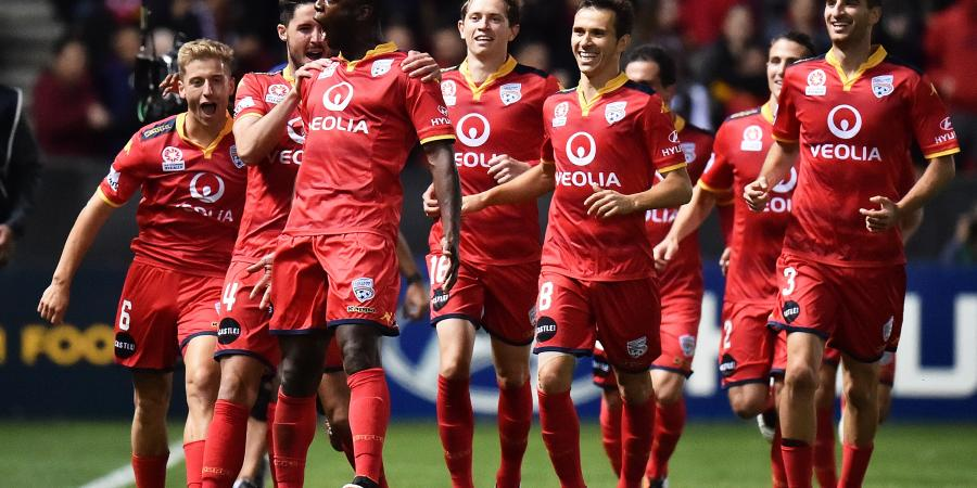 Adelaide now the A-League hunted: Djite