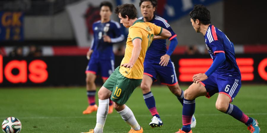Socceroos' Japan WC18 date goes to Etihad
