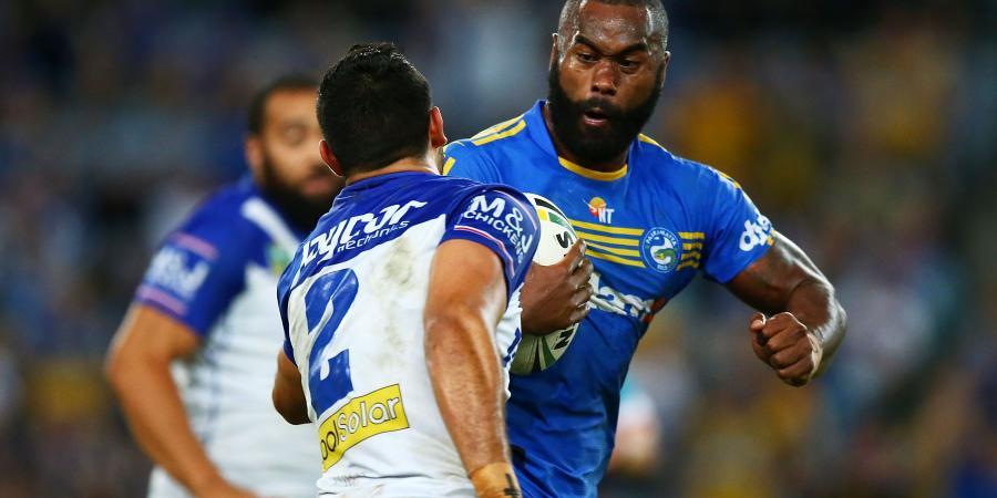 Sharks hope Radradra doesn't return