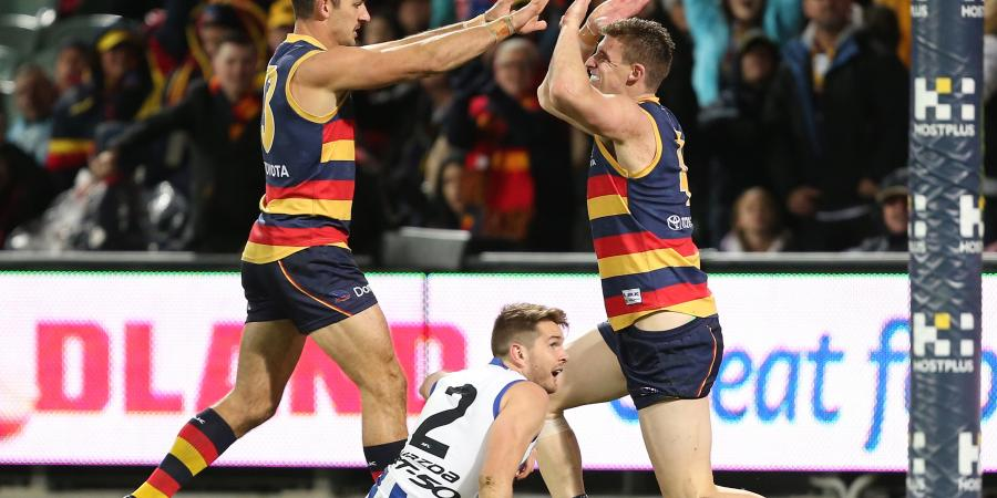 Crows goalkicking not an issue: Walker