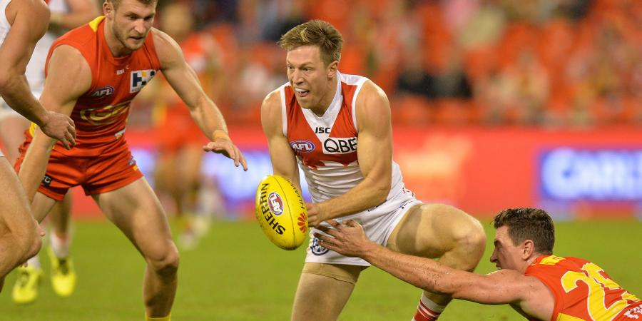 Richards out for Swans as Laidler recalled