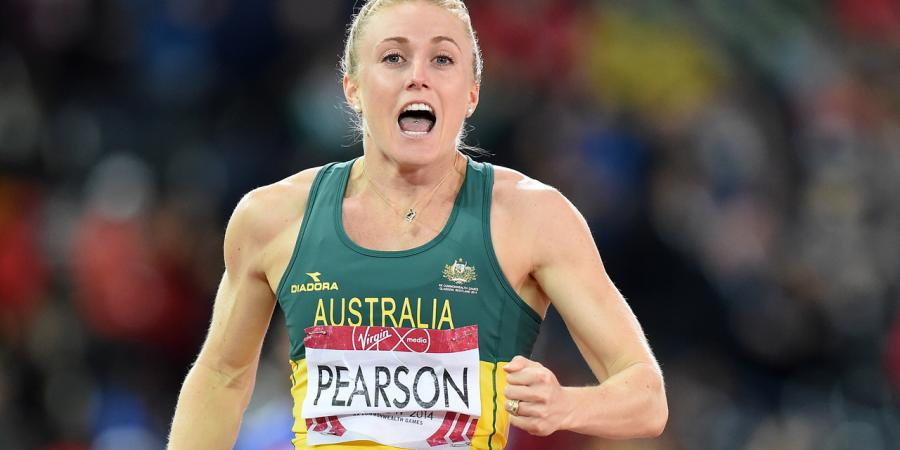I haven't peaked yet: Sally Pearson