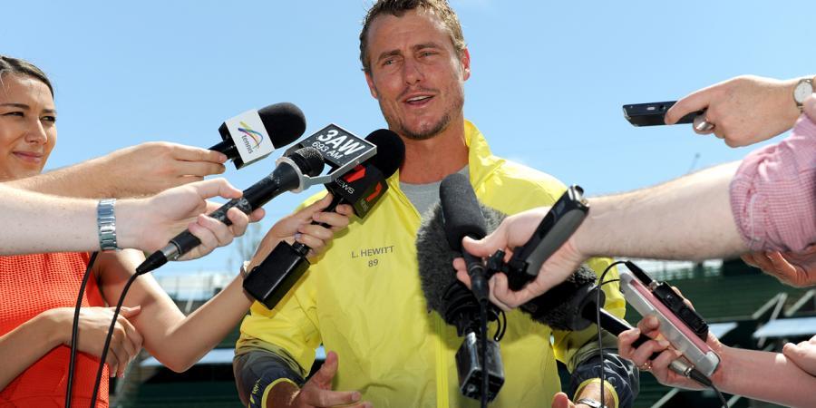 Hewitt backs Peers for Davis Cup doubles