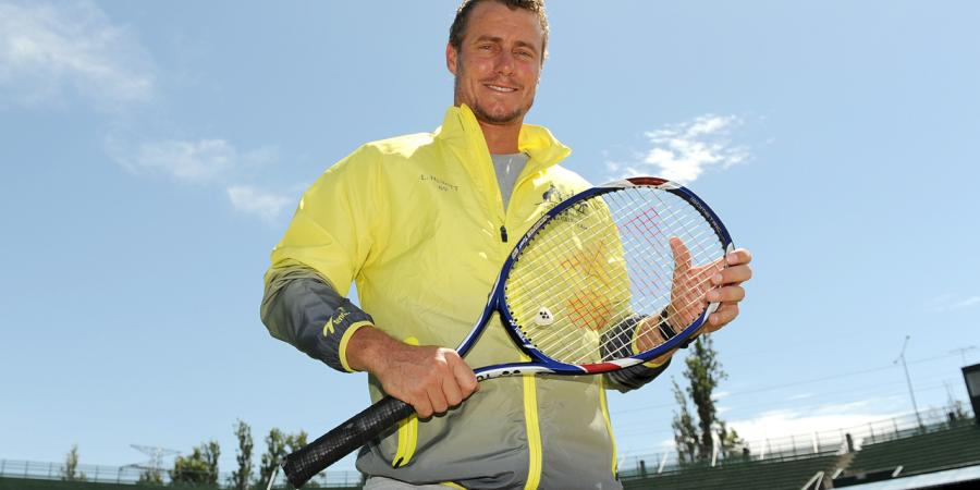 Hewitt ready to step in for Davis Cup