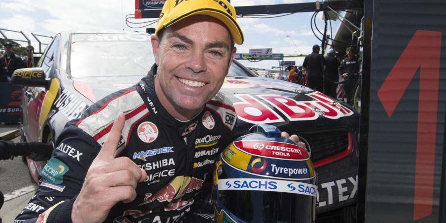 Lowndes on cusp of another V8 record