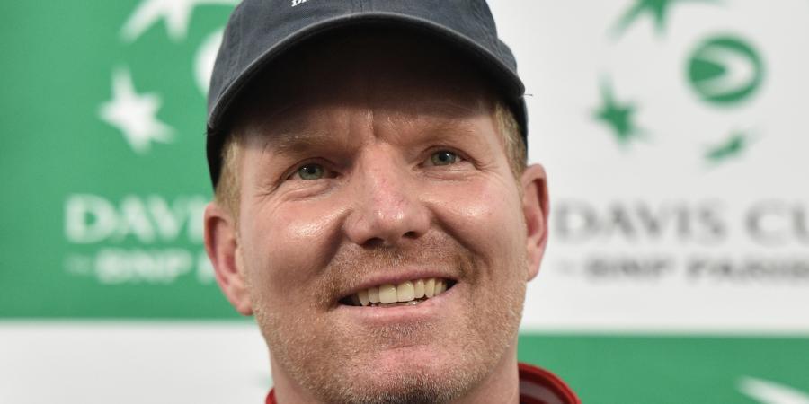 Courier has ties to Australia's Davis Cup