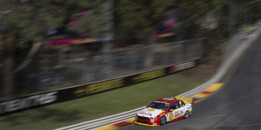 V8 Supercars set for branding switch