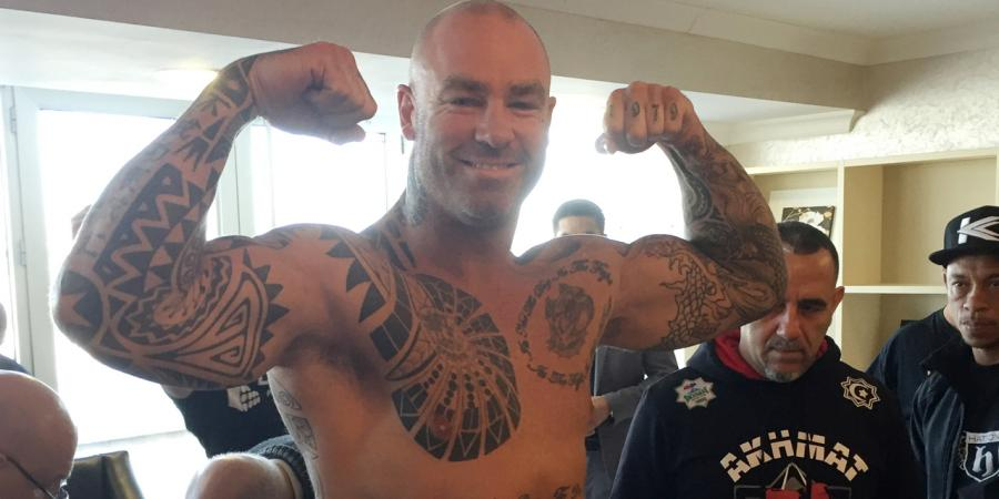 Browne ready to win heavyweight title