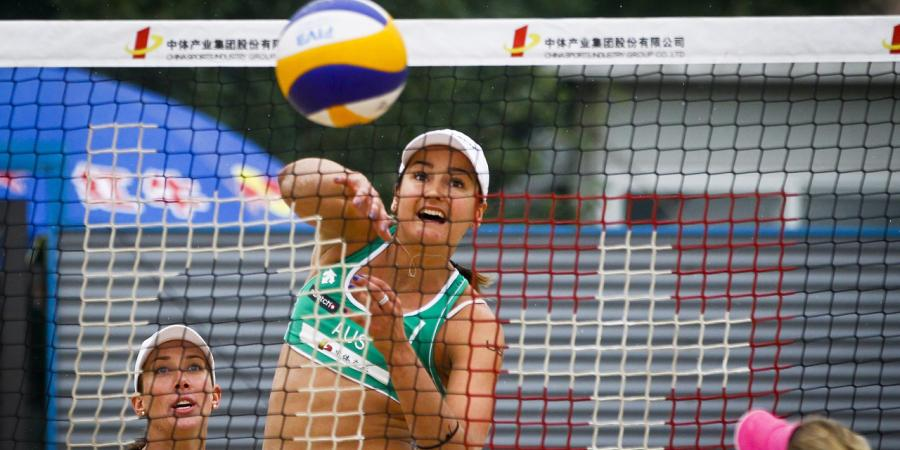 Beach volleyball added to 2018 Com Games