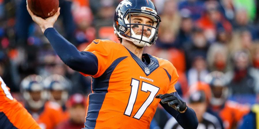 So what if Brock Osweiler joined the Houston Texans? It's time to move on.