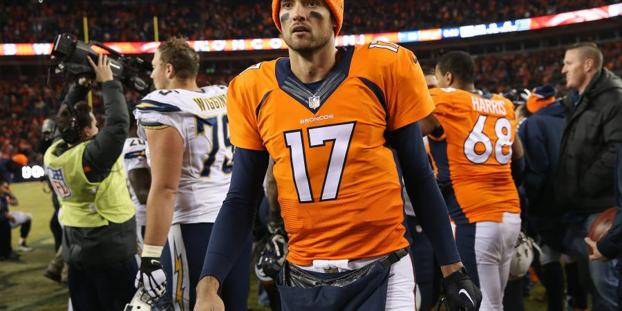 Should we still be angry at Brock Osweiler for leaving the Denver Broncos?