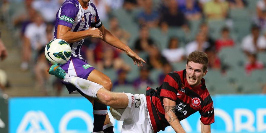 Blacktown City's Gibbs eyes A-League comeback